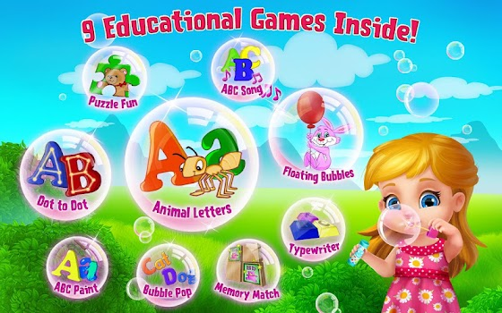 ABC Song - Kids Learning Game