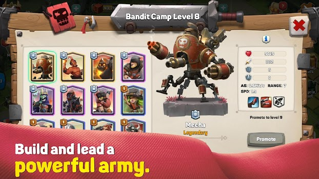 Caravan War: Heroes and Tower Defense