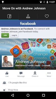 Move On with Andrew Johnson