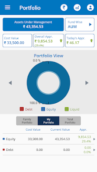 KFinKart - Investor Mutual Funds