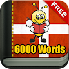 Learn Danish Vocabulary - 6,000 Words