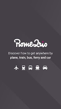 Rome2rio: Get from A to B anywhere in the world