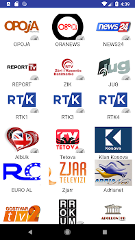 Albanian Shqip Tv - by 44Stream - Entertainment Category - 26