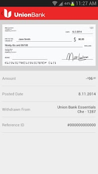 Union Bank Mobile Banking