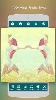 Mirror Photo:Editor&Collage (HD)