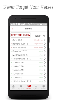 The Bible Memory App - BibleMemory.com