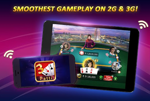 Teen Patti Gold - With Poker & Rummy