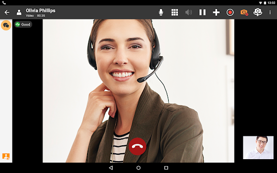 Bria Mobile: VoIP Business Communication Softphone