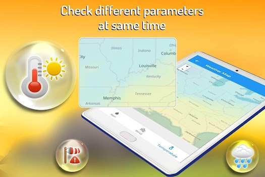 Local Weather Forecast Widget Weather Map Radar By Quality Apps