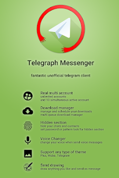 Telegraph Messenger