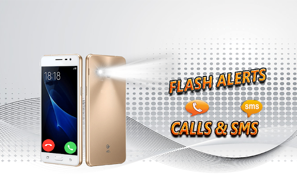 Flash Alert : Call & Sms