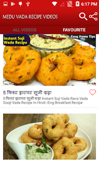 Medu vada recipe videos by fast food recipe guru entertainment medu vada recipe videos forumfinder Image collections