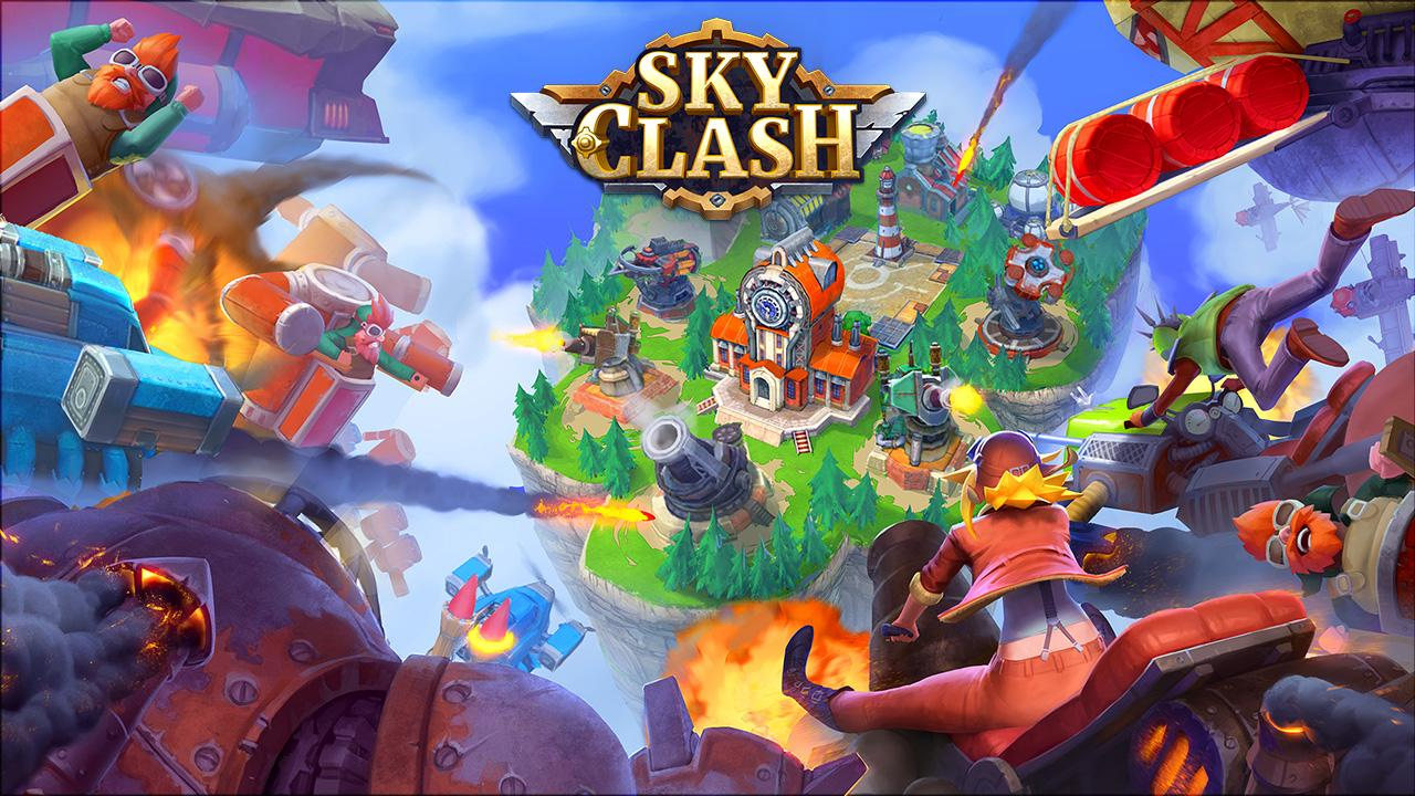 Sky Clash Lords Of Clans 3d By Absolutist Ltd Strategy Games