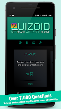 Quizoid: 2019 General Knowledge Quiz Offline
