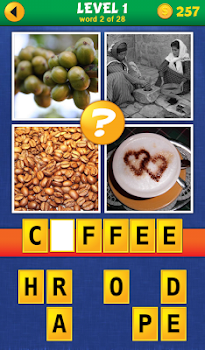 4 Pics 1 Word: More Words