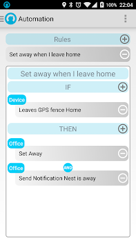 Calida works with Nest
