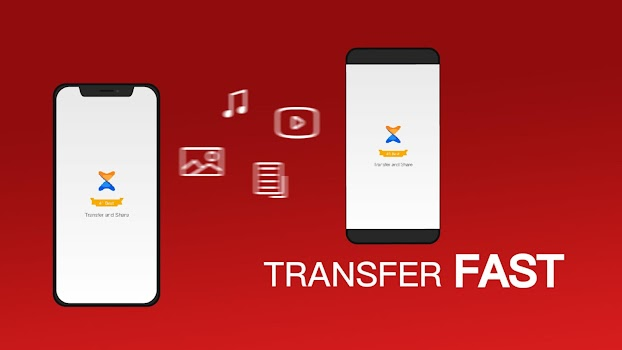 Share Music & Transfer Files - Xender