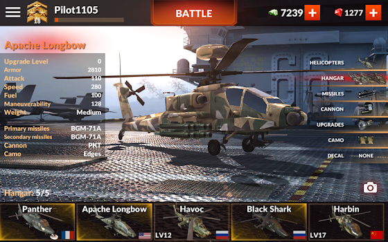 World of Gunships Online Game