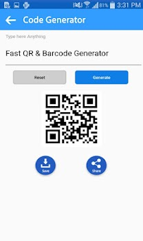 QR & Barcode Scanner 2019 - Generate All Codes