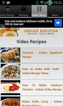 Indian recipes by netsummitapps lifestyle category 600 indian recipes forumfinder Image collections