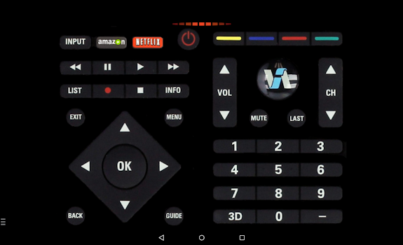 VizRemote (Remote control for Vizio TV)
