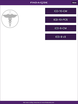 Find-A-Code ICD10/ICD9 +GEMs