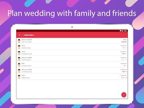 MyWed ❤️ Wedding Planner with Checklist and Budget