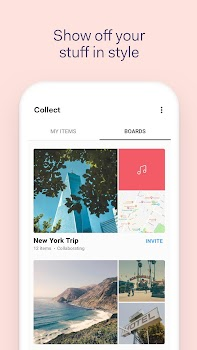 Collect: Organize your content