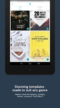 Book Cover Maker by Desygner for Wattpad & eBooks
