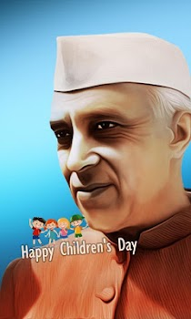 Children's Day - Chacha Nehru Photo Frames