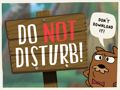 Do Not Disturb - A Game for Real Pranksters!