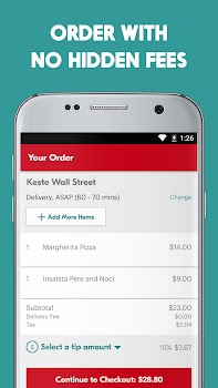 Seamless: Restaurant Takeout & Food Delivery App