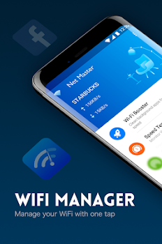 Net Master - Free VPN & Speed Test , WiFi Boost