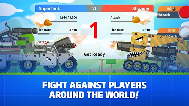 249ef5ba0d Super Tank Rumble - by Smilegate Megaport - Category - 6 Review ...