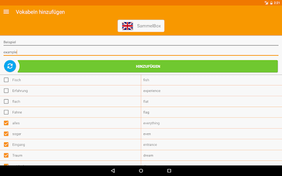 Vocabulary Builder In-App-Pur.