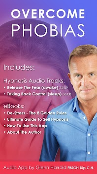 Overcome fears phobias hypnosis for nerves by diviniti overcome fears phobias hypnosis for nerves fandeluxe Gallery