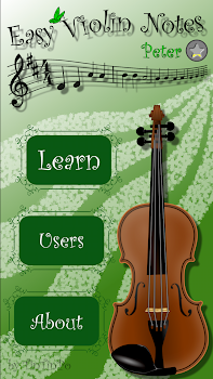 Easy Violin Notes