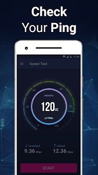 Internet Speed Test Original - wifi & 4g meter