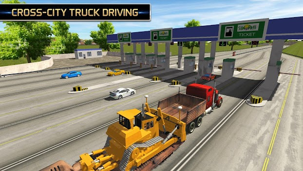 Euro Truck Driving Simulator 2018 By Racing Games Android