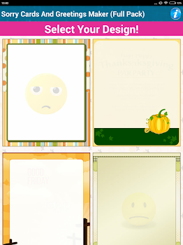 Design sorry greeting cards by sendgroupsms bulk sms software design sorry greeting cards m4hsunfo