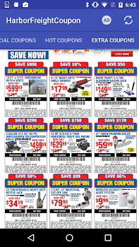 Coupons for harbor freight by grape studio shopping category coupons for harbor freight fandeluxe Gallery