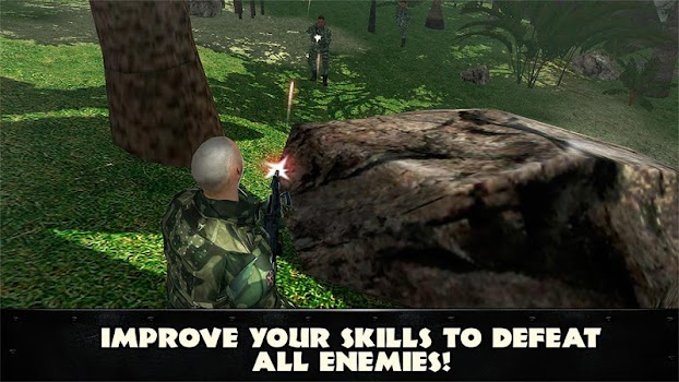 Jungle Commando 3D: Shooter