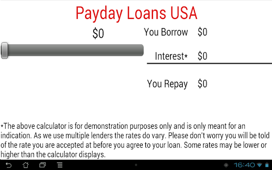 Fca on payday loans picture 9