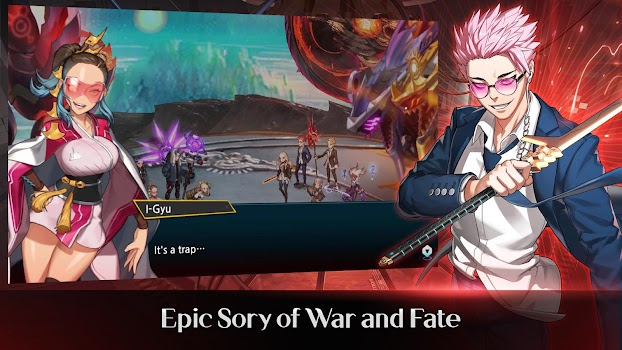 Soul Ark: Brave and Fate