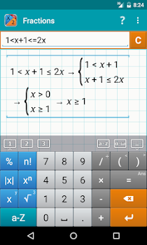Fraction Calculator + Math PRO