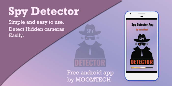 Spy Camera Detector - Hidden Camera Detector