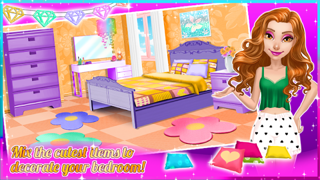 Dream Doll House - Decorating Game