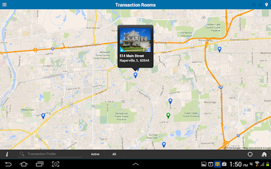 DocuSign Rooms for Real Estate