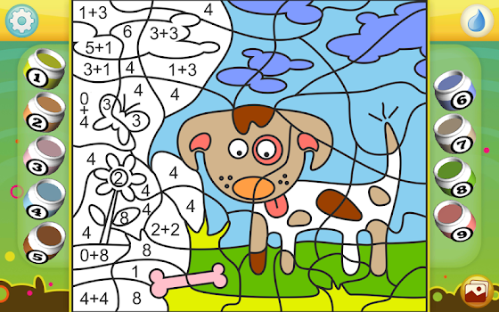 Color by Numbers - Animals + - by Kedronic UAB - Educational Games ...