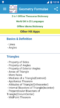 Geometry Complete Guide Free